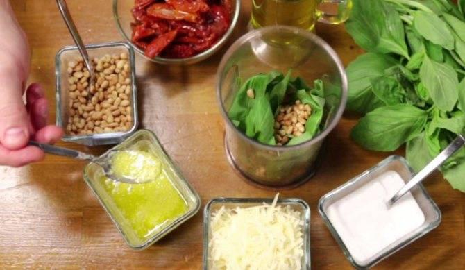 9 рецептов песто для гурманов