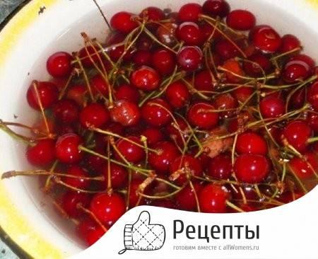 Желе из вишни на зиму простой рецепт