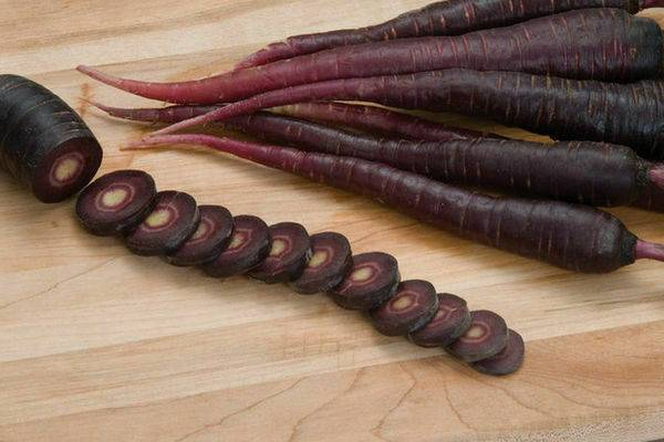 Неприглядная снаружи, вкусная внутри: интересные факты о черной моркови