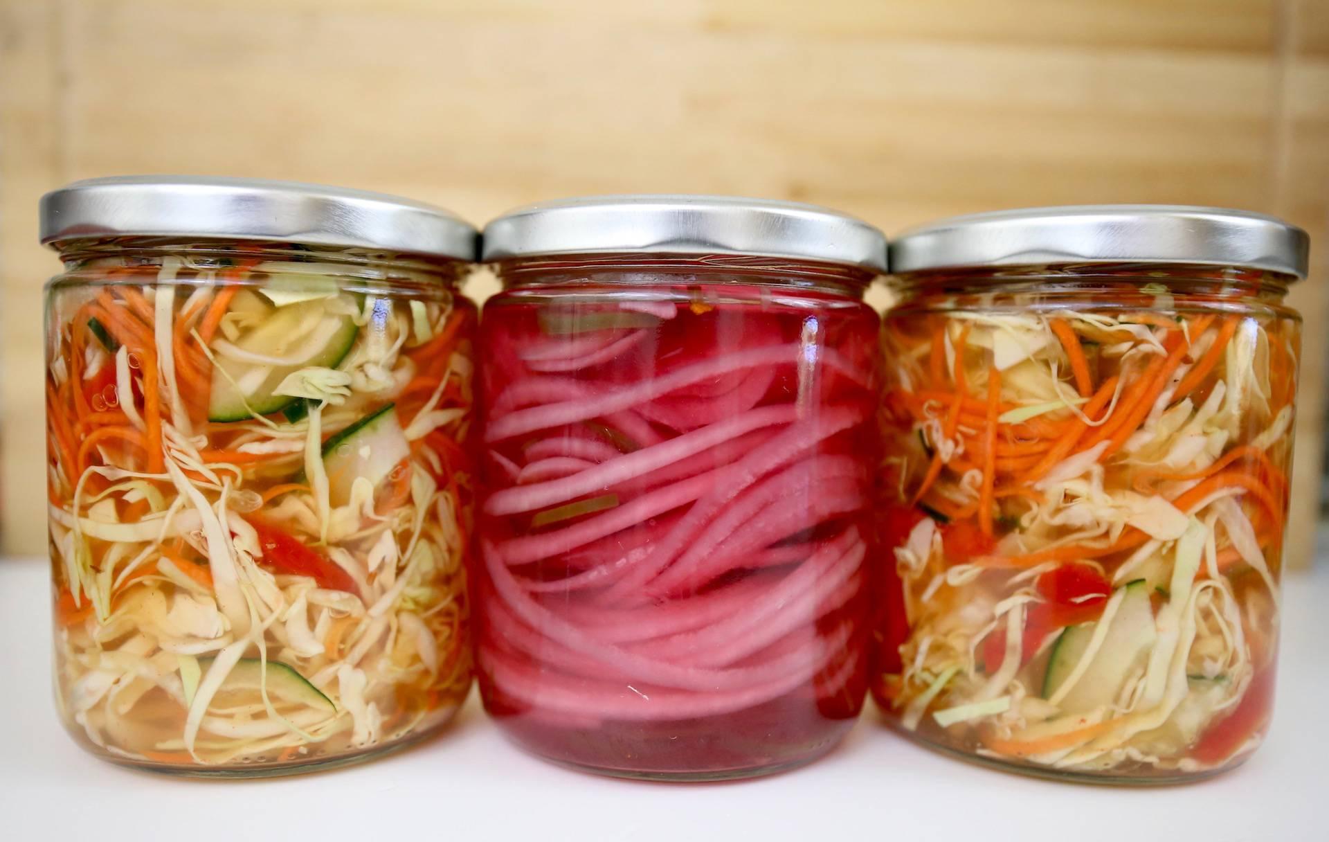 Рецепты приготовления капусты кольраби на зиму со стерилизацией и без