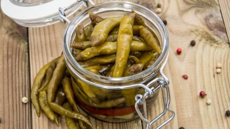 Как приготовить на зиму бесподобный горький перец по армянски по настоящим проверенным рецептам?