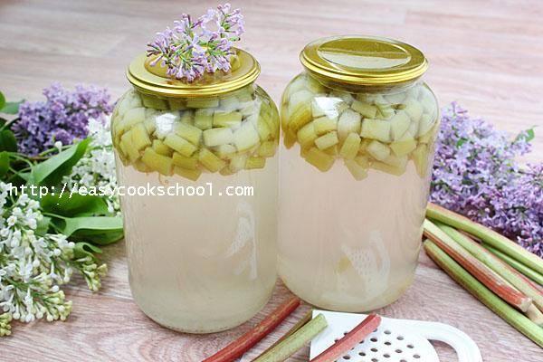 7 рецептов приготовления варенья из ревеня с апельсином и лимоном