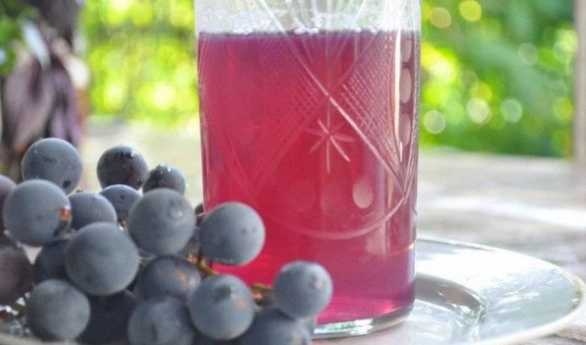 Маринованный виноград на зиму: оригинальное лакомство