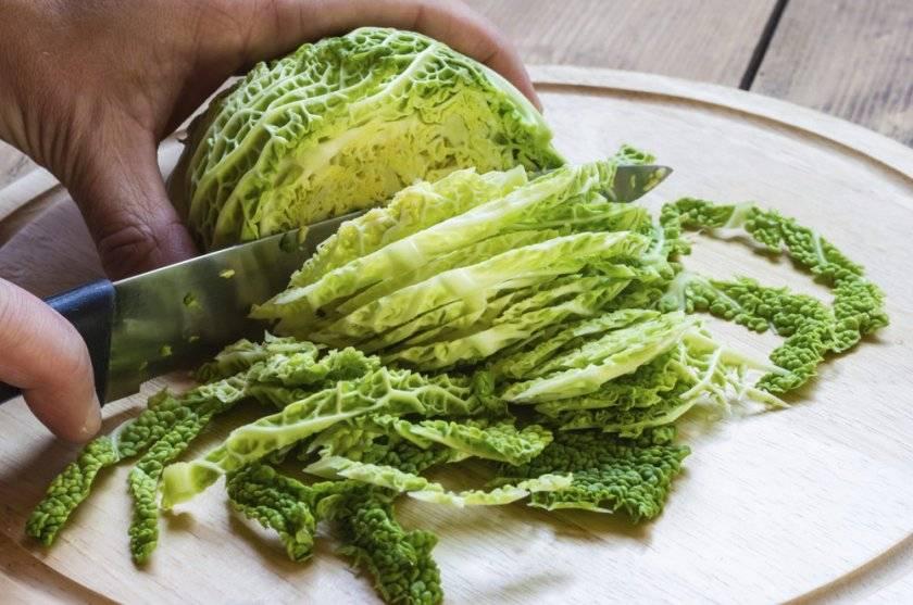 Квасят ли савойскую капусту