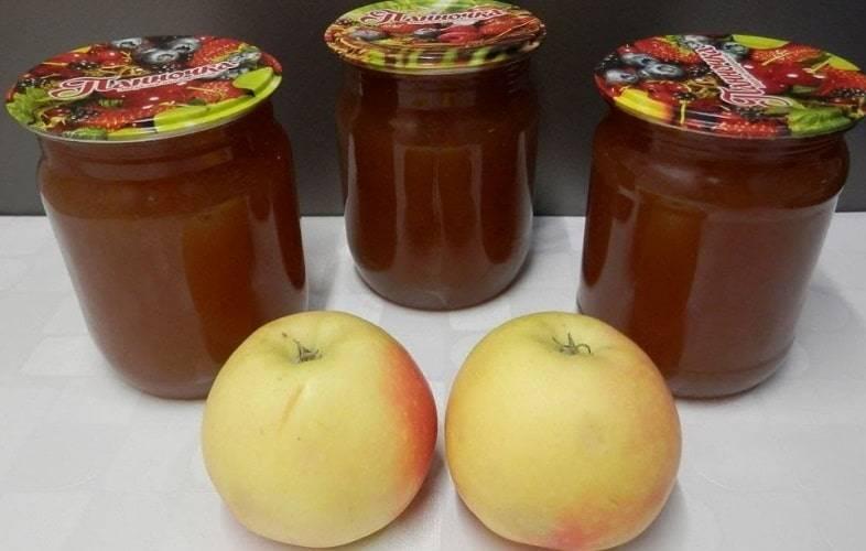 """Варенье из яблок """"белый налив"""": 8 лучших рецептов на зиму"""