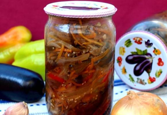 Лучшие рецепты баклажанов с капустой на зиму быстрого приготовления