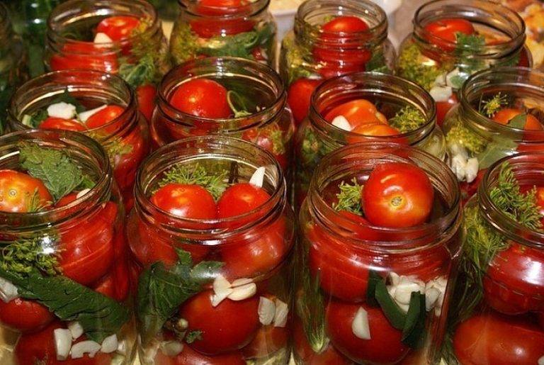 Помидоры маринованные по-болгарски: все рецепты
