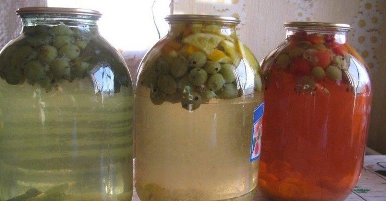 Вкус детства: простые рецепты яблочных компотов на зиму
