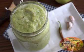 Топ 10 рецептов, как приготовить икру из зеленых помидоров на зиму в мультиварке и на плите