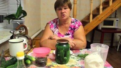Огурцы маринованные с зернами горчицы на зиму: рецепт пошаговый с фото