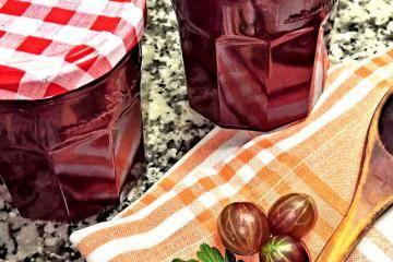 Как заготовить крыжовник на зиму— самые лучшие рецепты заготовок