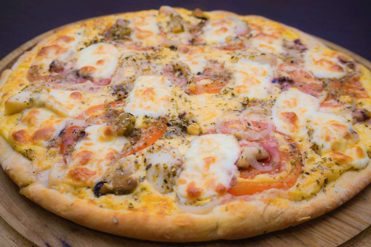все рецепты пиццы с фото немых