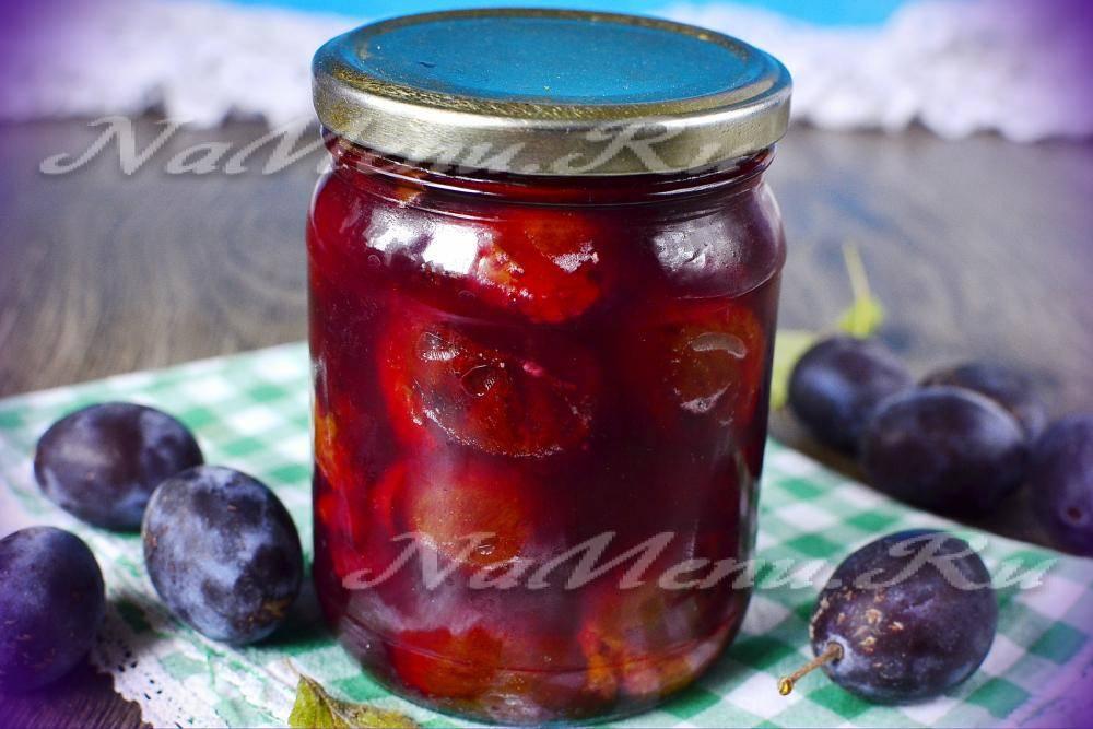 ТОП 7 рецептов приготовления яблочно-сливового повидла на зиму