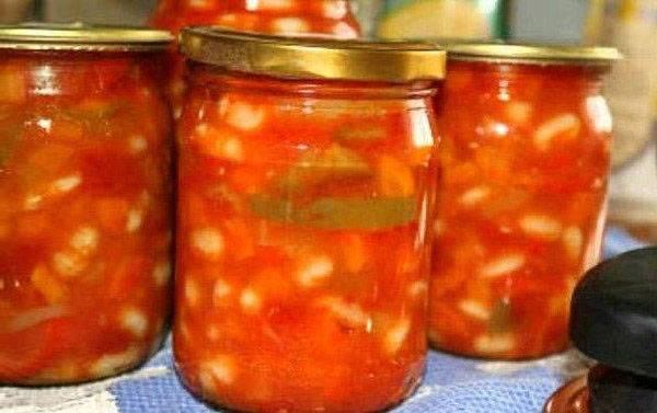 Маринованные кабачки с помидорами: рецепты заготовок на зиму с фото