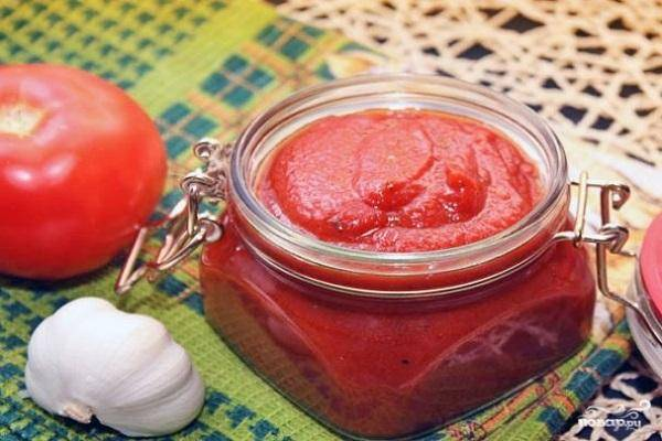 ТОП 3 рецепта томатного пюре в домашних условиях на зиму