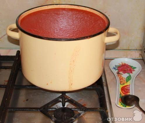 Как приготовить томатный соус из помидор на зиму в домашних условиях
