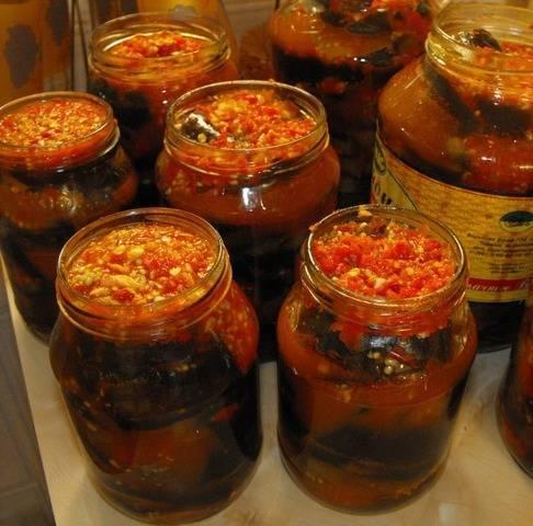 Принципы приготовления баклажан по-армянски для повседневного употребления и как заготовку на зиму