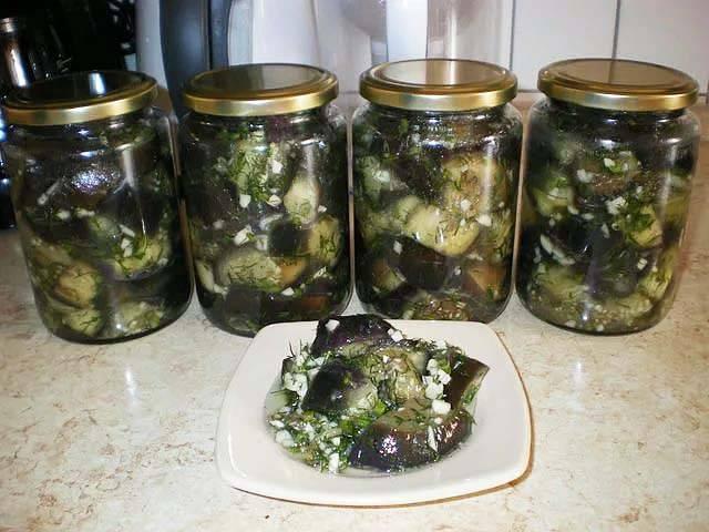 Рецепт приготовления баклажанов как грибы на зиму пальчики оближешь пошагово
