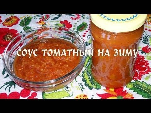 Домашние соусы на зиму: рецепты. как приготовить домашний соус на зиму? особенности приготовления соусов на зиму в домашних условиях