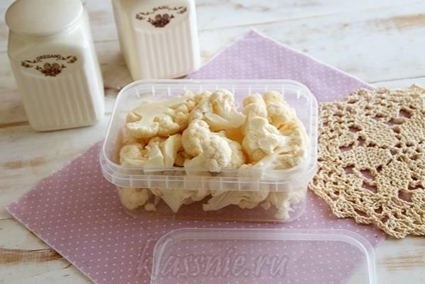 Можно ли заморозить белокочанную капусту. можно ли замораживать капусту в морозилке?