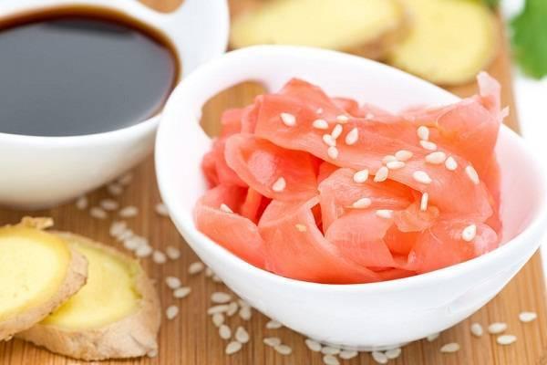 Маринованный имбирь – 5 рецептов приготовления в домашних условиях
