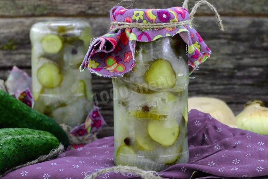Салаты из огурцов на зиму — 10 самых вкусных рецептов пальчики оближешь