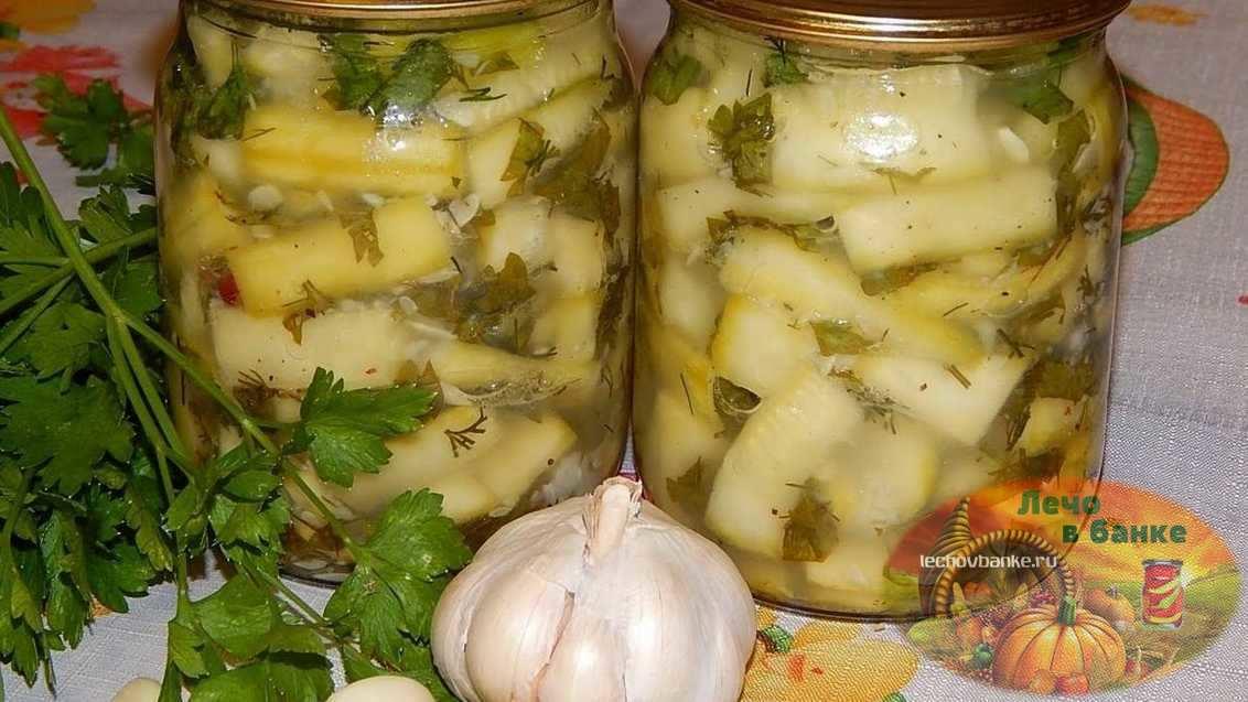 8 лучших рецептов сладких маринованных кабачков на зиму