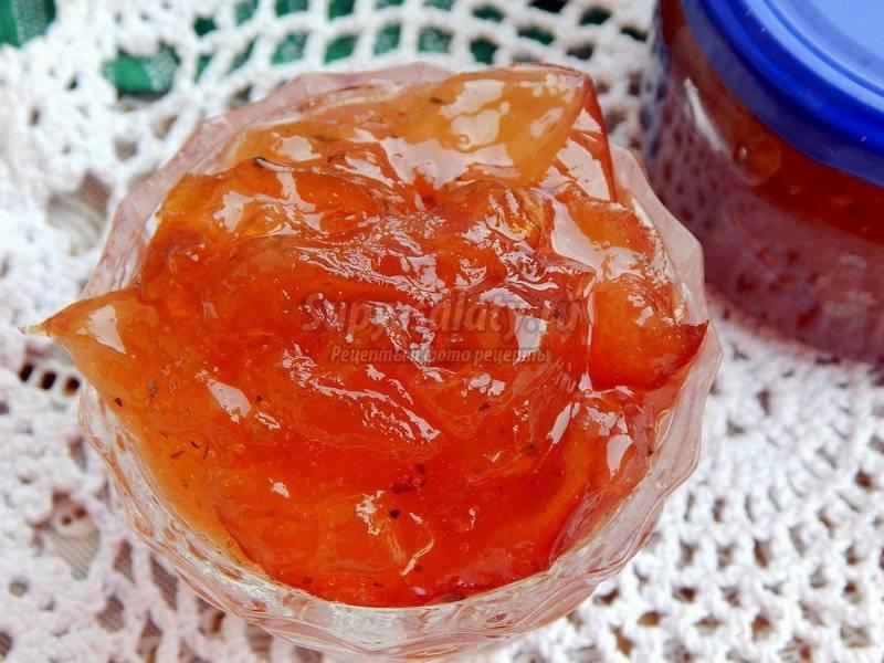 Простые рецепты приготовления джема из яблок в домашних условиях на зиму