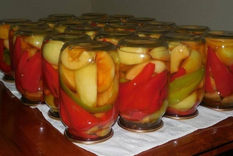 10 рецептов заготовок на зиму из болгарского перца