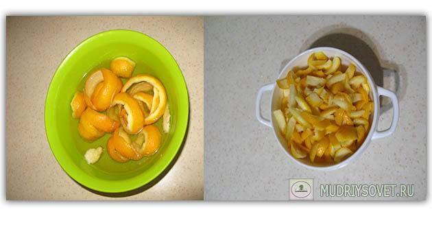 Рецепты приготовления цукатов из мандариновых корок: удивляем близких