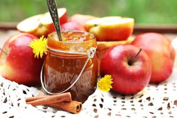 ТОП 5 рецептов приготовления варенья из яблок с курагой на зиму