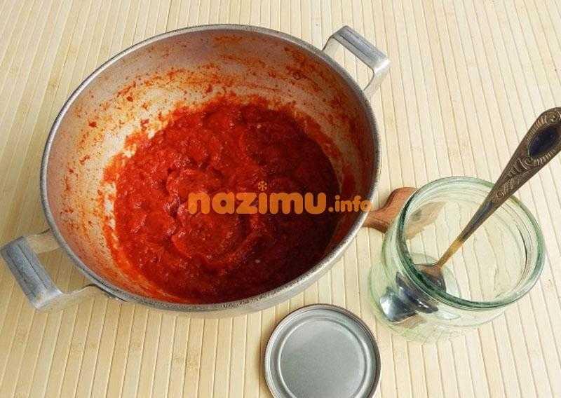 Топ 7 рецептов приготовления икры из помидоров пальчики оближешь на зиму