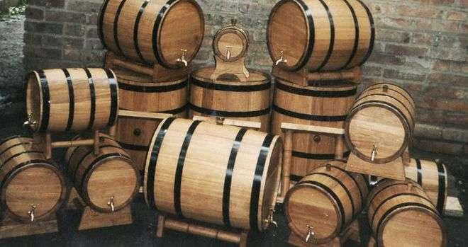 Как получить хорошее вино из бочки для вина