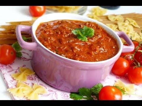 Болоньезе - 25 домашних вкусных рецептов приготовления