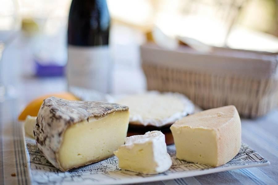 Сыр фета — польза и вред