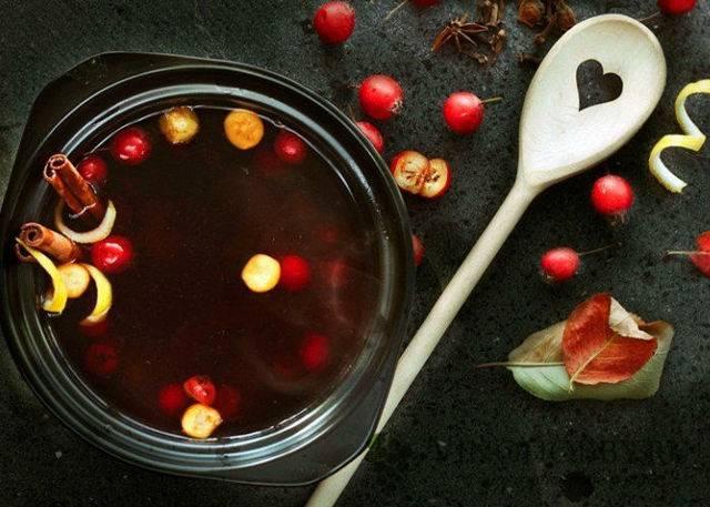 Вино из боярышника — рецепт домашнего приготвления