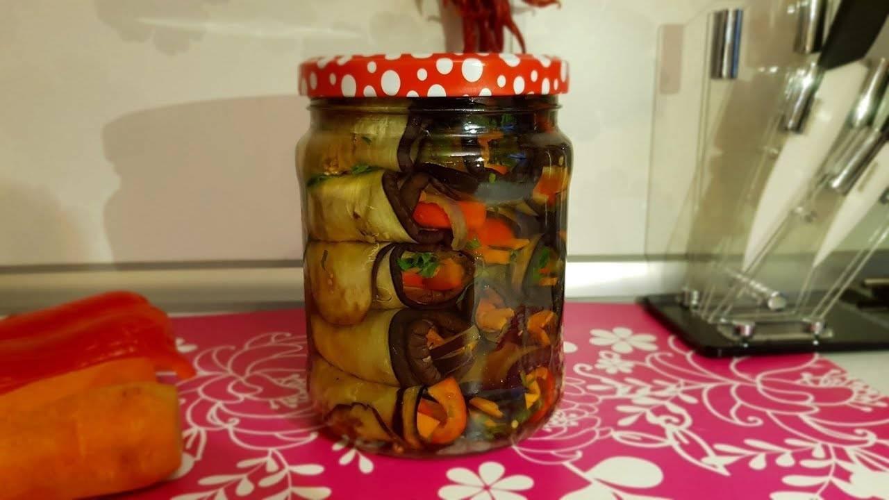 Лечо из баклажанов на зиму — 5 лучших рецептов с пошаговым с фото