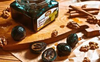 Необычные рецепты варенья с добавлением грецкого ореха