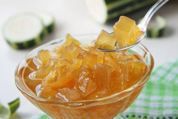 5 рецептов оригинального варенья из кабачков
