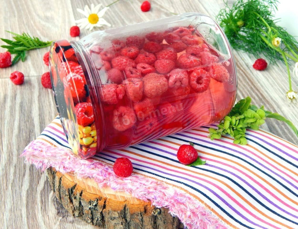 Компот из терна на 3 литровую банку на зиму - 5 рецептов с фото пошагово