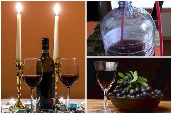 Домашнее вино из терна без дрожжей и с оными