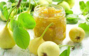 5 лучших рецептов приготовления варенья из мягких груш на зиму