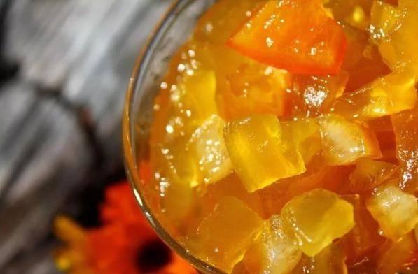 Как приготовить кабачковое варенье с лимоном