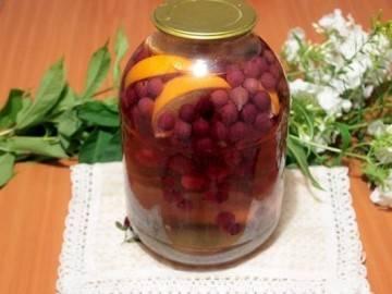 Компот из тыквы на зиму – лучший способ сохранить витамины