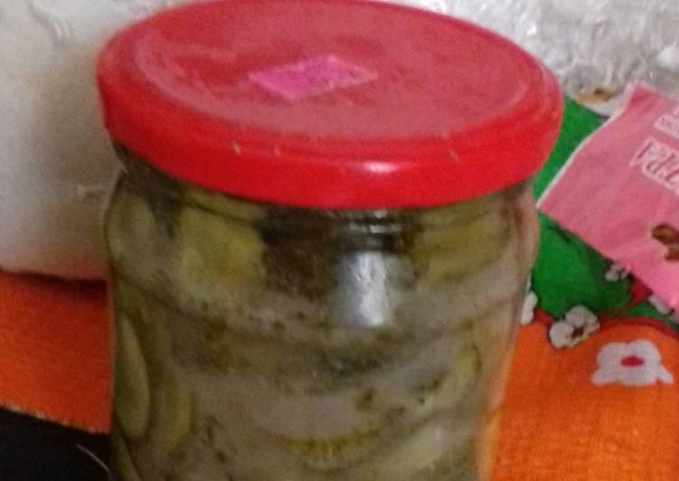 Огурцы в заливке на зиму: лучшие рецепты с фото