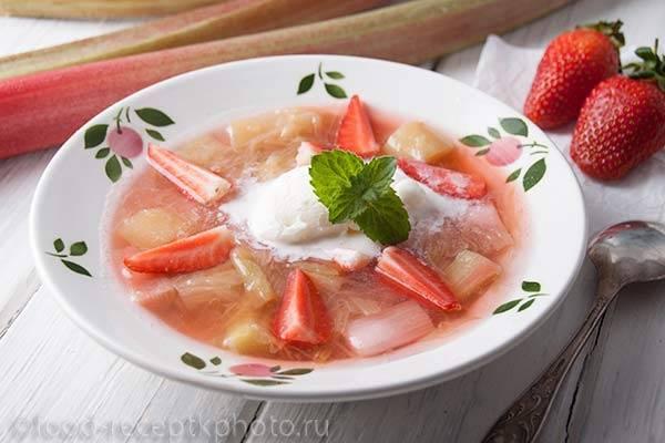Цукаты из ревеня: пошаговые рецепты приготовления с сахаром и без, хранение