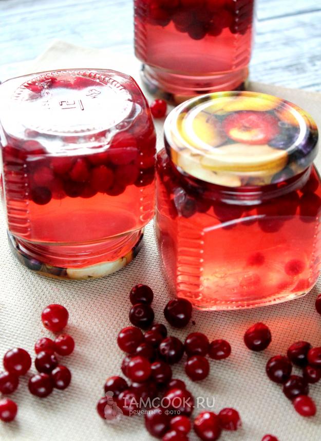 Компот из брусники на зиму без стерилизации: топ-10 простых рецептов