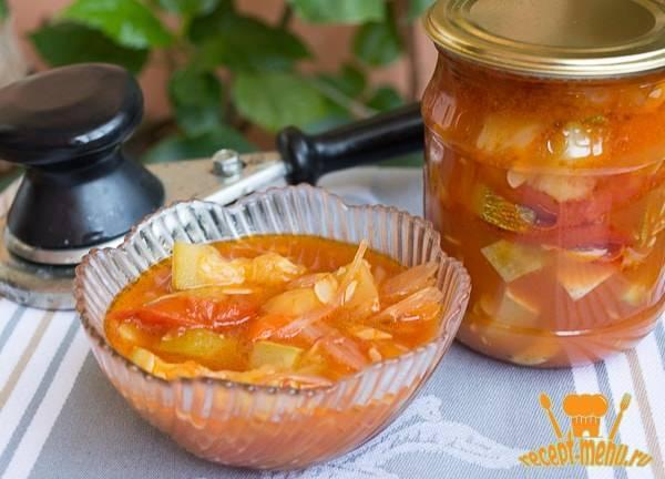 Заготовки из кабачков на зиму: золотые рецепты пальчики оближешь