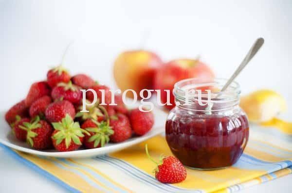 Варенье из клубники на зиму — рецепты густого и прозрачного клубничного варенья с целыми ягодами