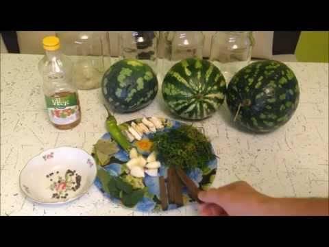 Как солить арбузы на зиму в банках, в бочке: простые рецепты